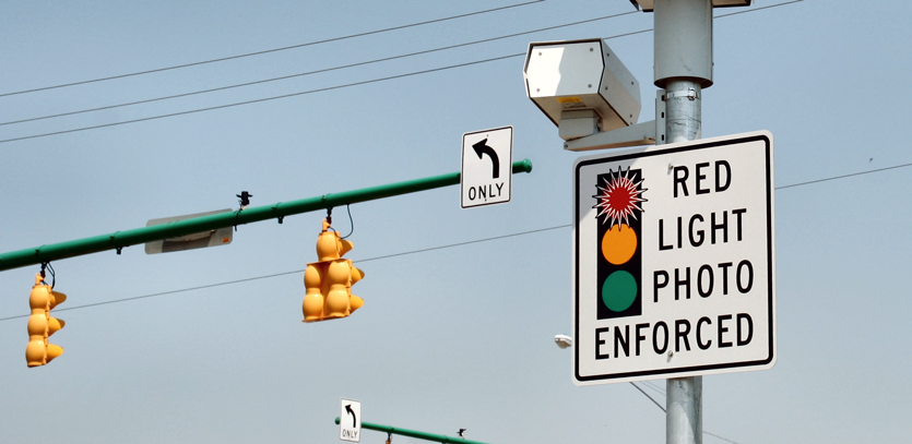 NUTC Study Shows Safety Benefits of Chicago's Red-Light Camera Program